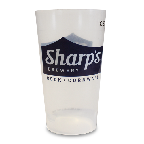 Base-Flow System Pint Cup Sharps